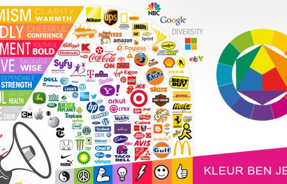De kracht van kleur in marketing