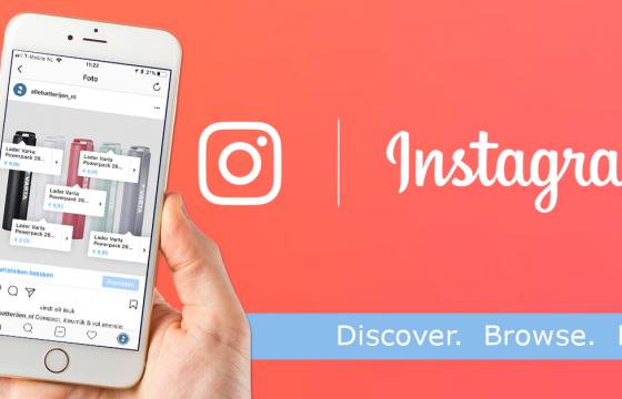Instagram introduceert shopping functie: verkoop via product tagging