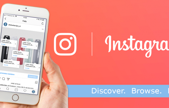 Instagram introduceert shopping functie: verkoop via product tagging