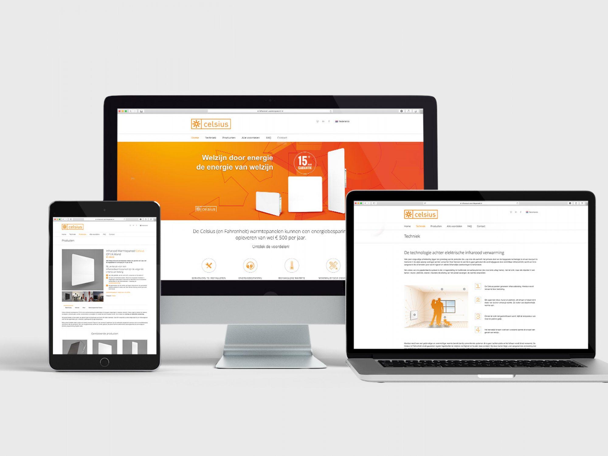 WordPress CMS Infrarood-warmtepaneel.nl