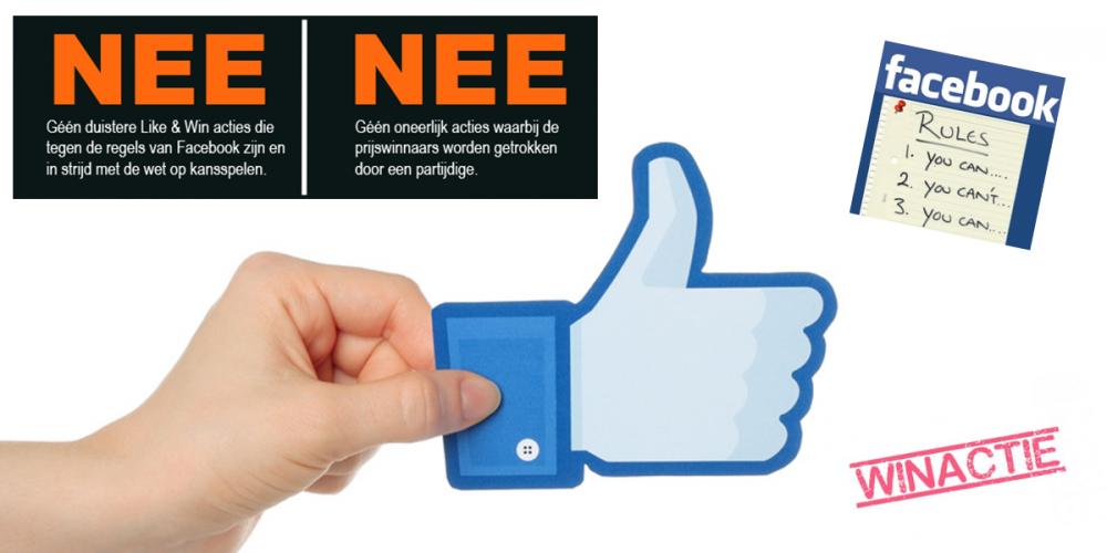 Wil jij een Facebook actie opzetten die gegarandeerd succesvol is?